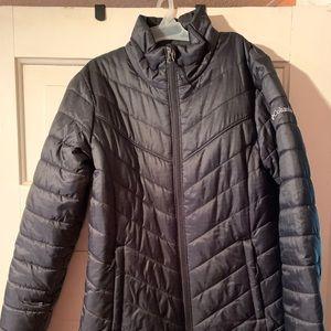 Columbia omniheat quilted jacket